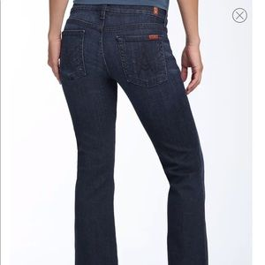 7 For All Mankind Lexie Bootcut Jeans Size 31 10